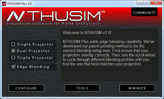 NTHUSIM 3.0 Screenshot!